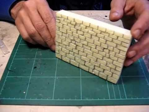 Come costruire un presepe [ PARTE 1] - YouTube