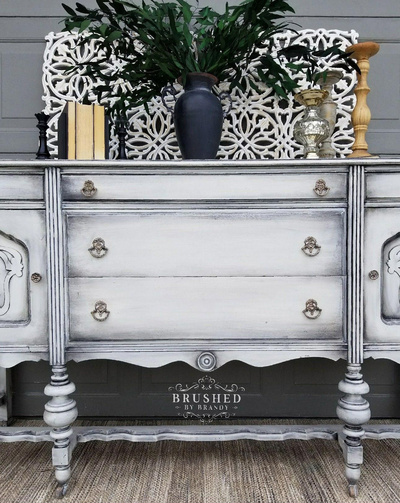 Shabby Chic Headboard How To Paint Furniture Shabby Chic How