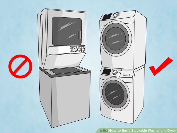 How To Buy A Stackable Washer And Dryer Stackable Washer And
