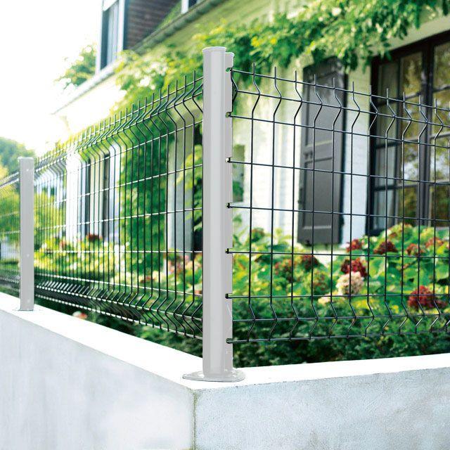 Grillage pour balcon castorama perfect amazing rideau for Cache balcon castorama