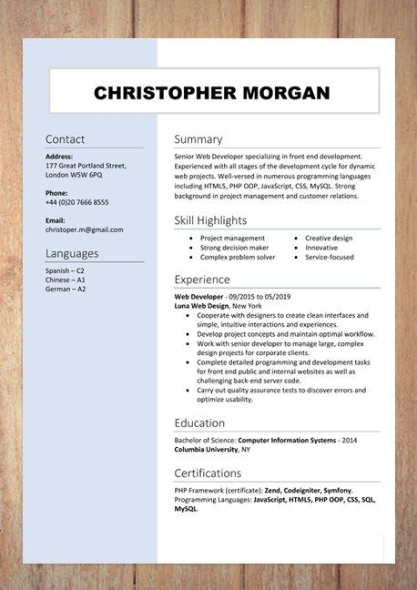 cool cv template 2014 word gallery cv resume templates