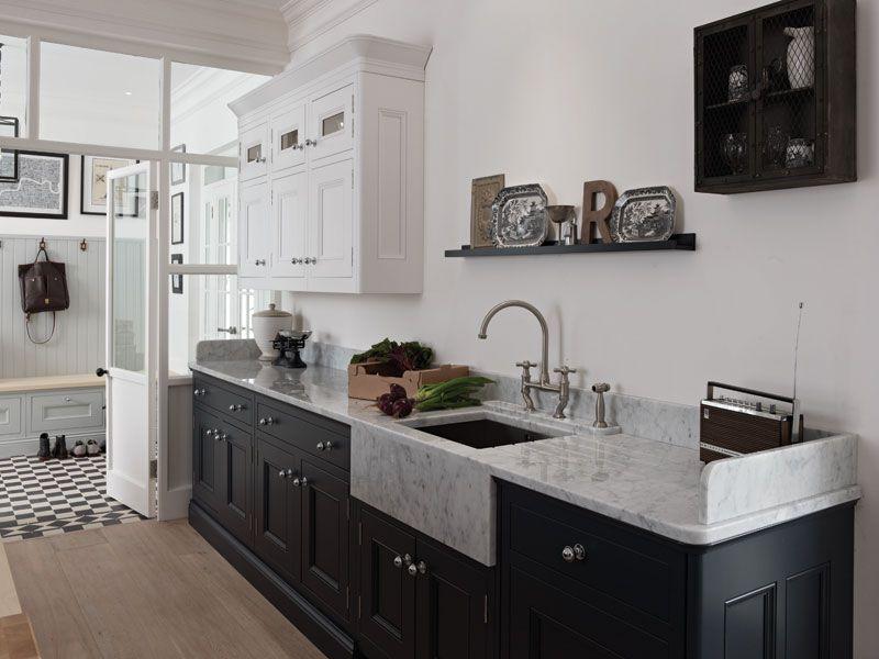 Matt White Kitchen Marble Worktops Google Search