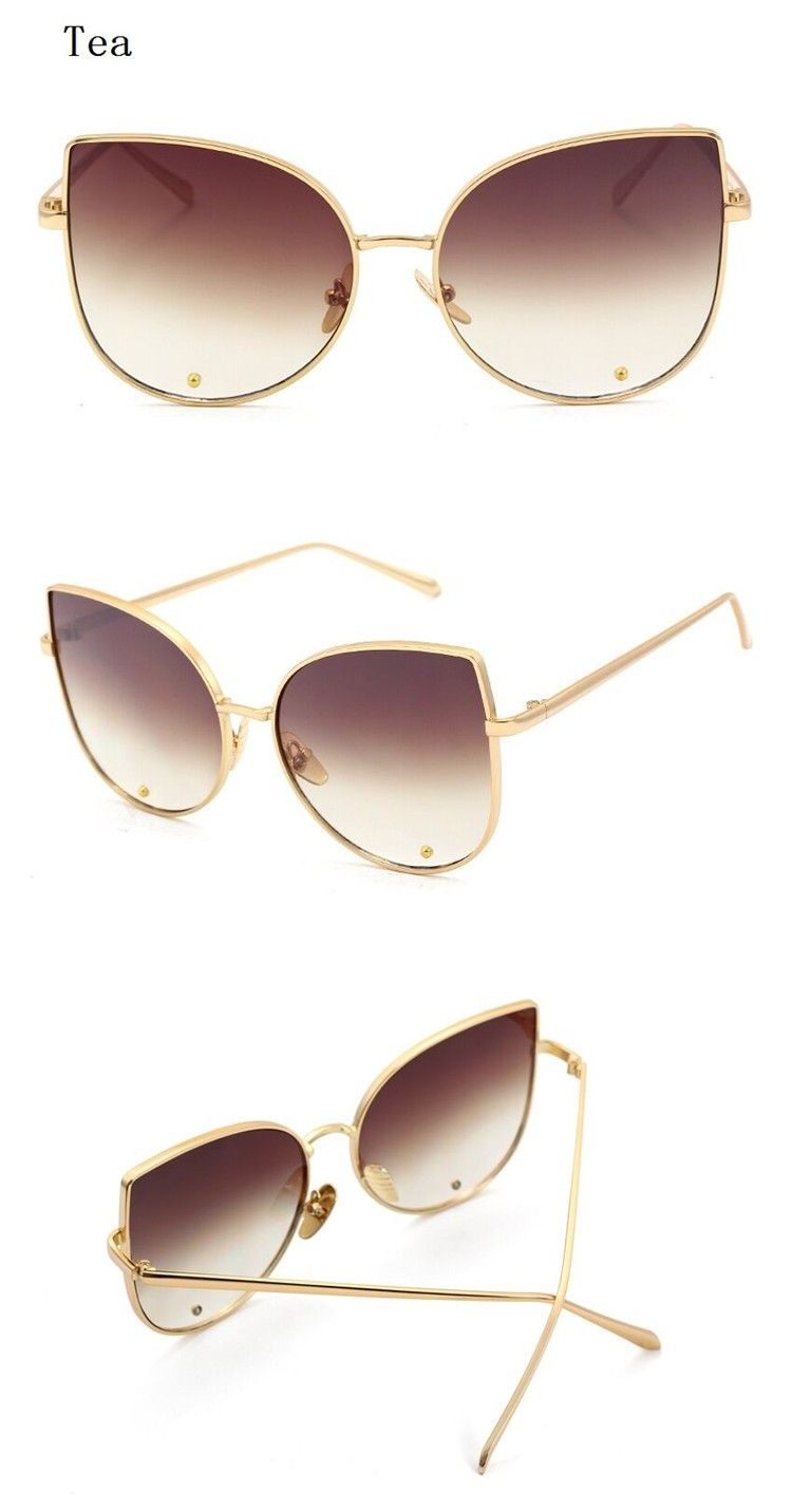 5adb28ff121b  17.64 - Nice Hot 2017 Fashion Sunglass Luxury Ladies Butterfly Designer  Brand Sunglasses Women Alloy Sun Glasses Oculos De Sol Feminino 058 - Buy  it Now!