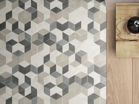 Marca Corona Tegels : Image result for marca corona tile chalk white rhomboid tile