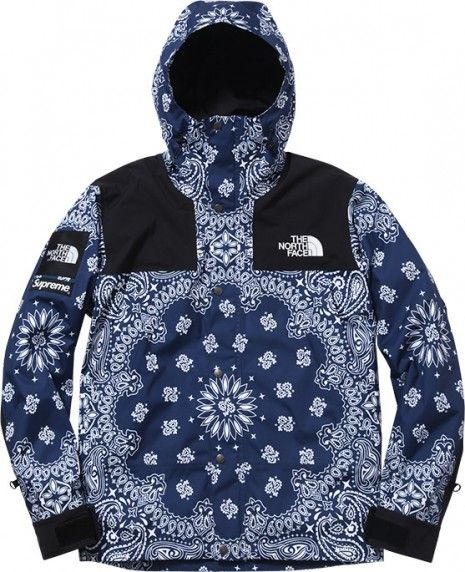 Supreme X The North Face Fall Winter 2014 Scales Mount Hypebeast North Face Outfits Black North Face Supreme Clothing