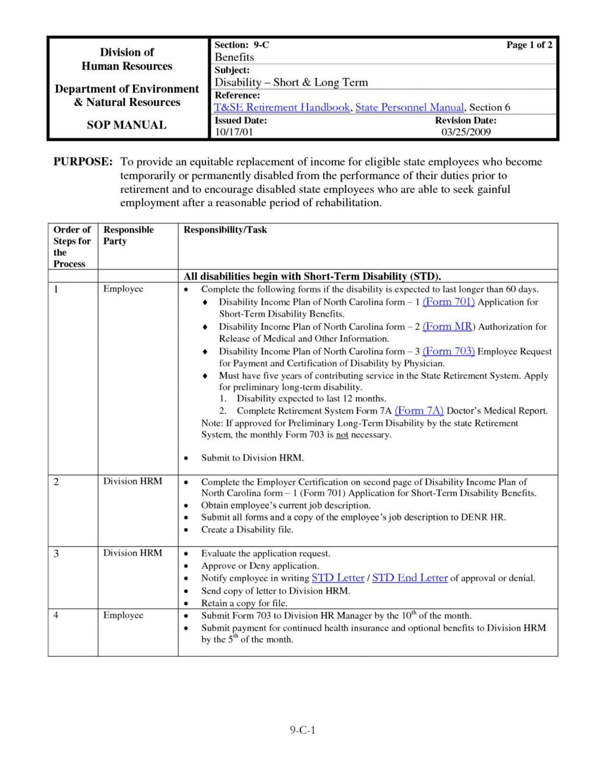 025 Policy And Procedure Template Manual Word Sample Great Regarding Procedure Man Standard Operating Procedure Template Standard Operating Procedure Word Free
