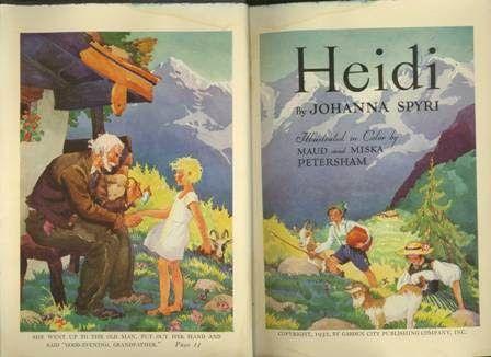 Soloillustratori: Maud et Miska Petersham