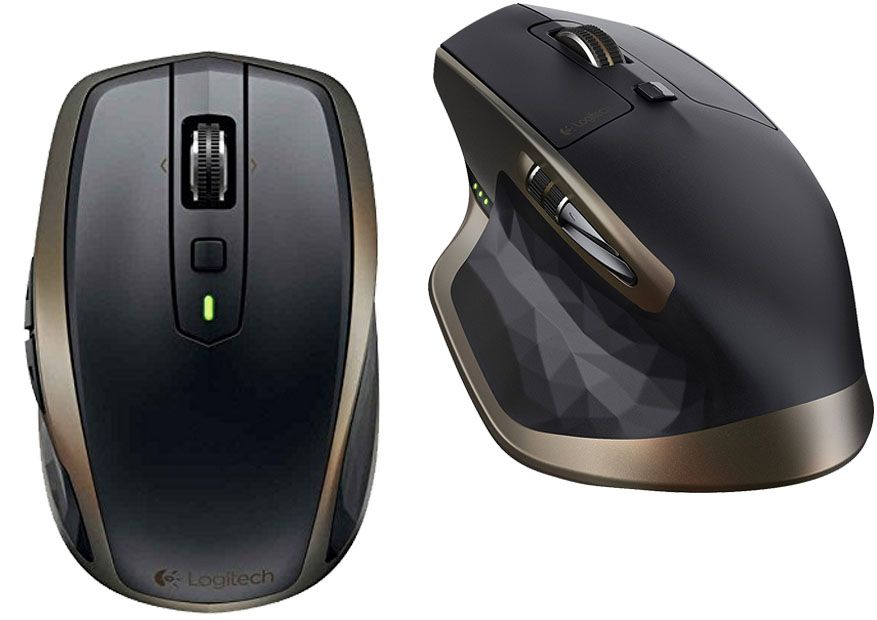 Well The Company Has Also Released Logitech Mx Anywhere 2 Which Is Meant To Be The Compact Portable Version So What Are The Logitech Master Ergonomic Mouse