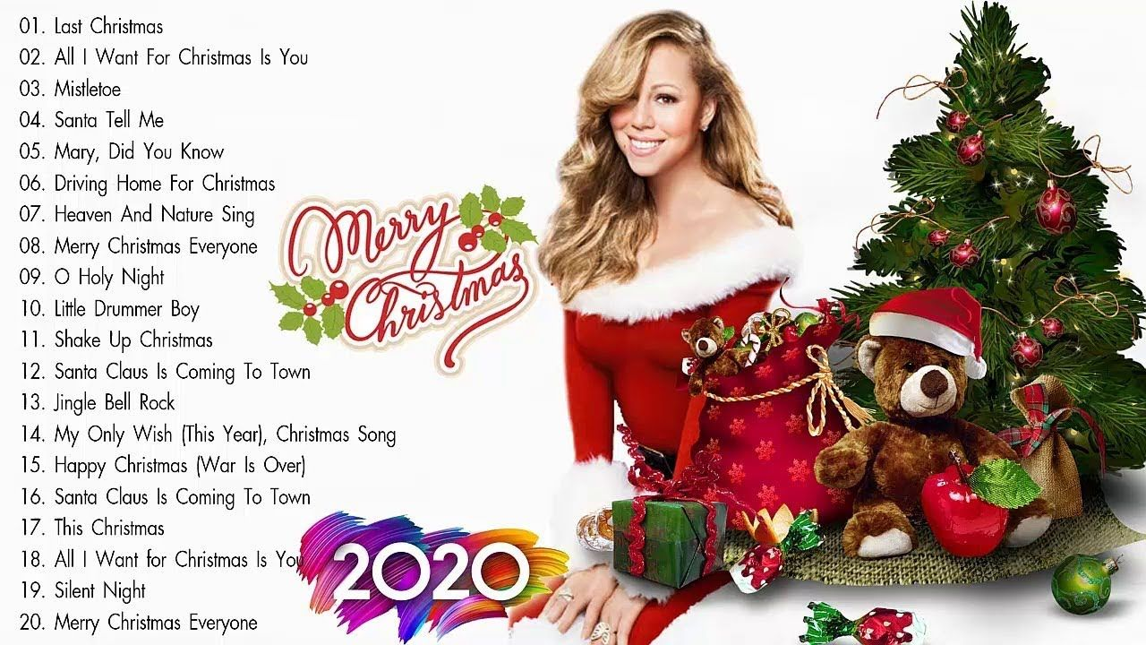 Christmas Songs 2020 24 7 Live Radio Top Christmas Songs Playlist 202 With Images Best Christmas Songs Best Christmas Songs Ever Mariah Carey Christmas
