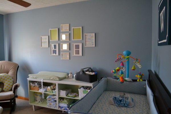 Dockside Blue Sherwin Williams Colors Blue Color Pallet Basement Colors