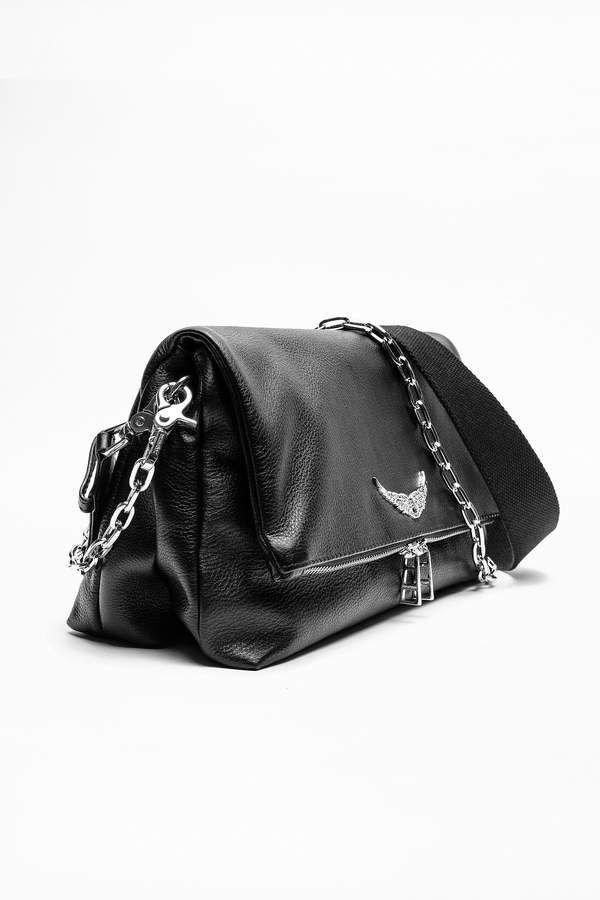 Zadig Voltaire Rocky Bag Zadig And Voltaire Bags Black Leather Bags