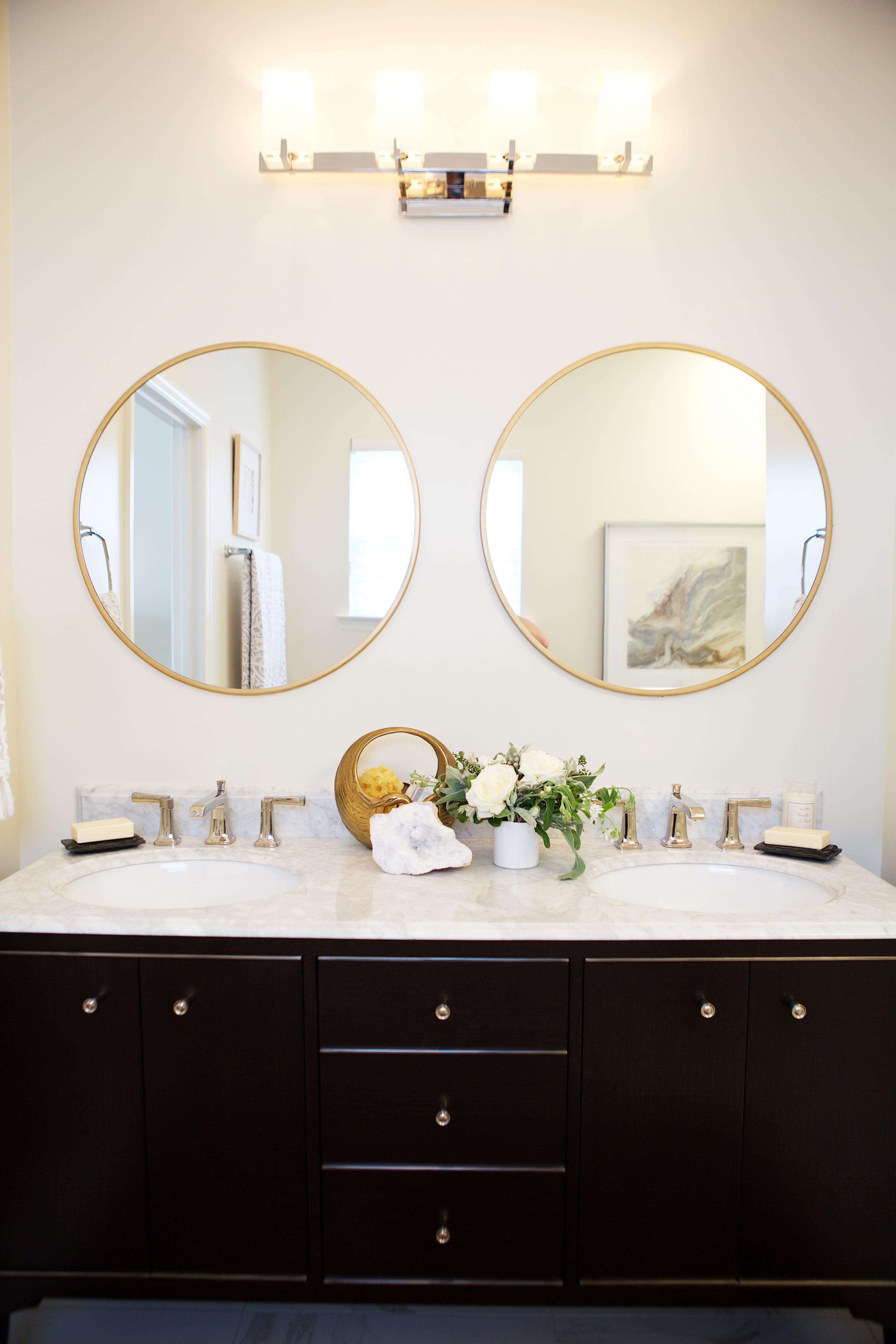 Fairmont Designs, 1511-V6021DA, Charlottesville vanity set | 502 ...