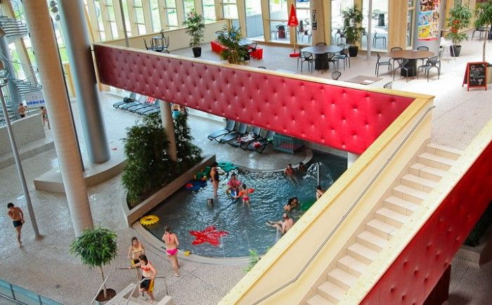 Galerie les thermes luxembourg for kids pinterest for Bettembourg piscine