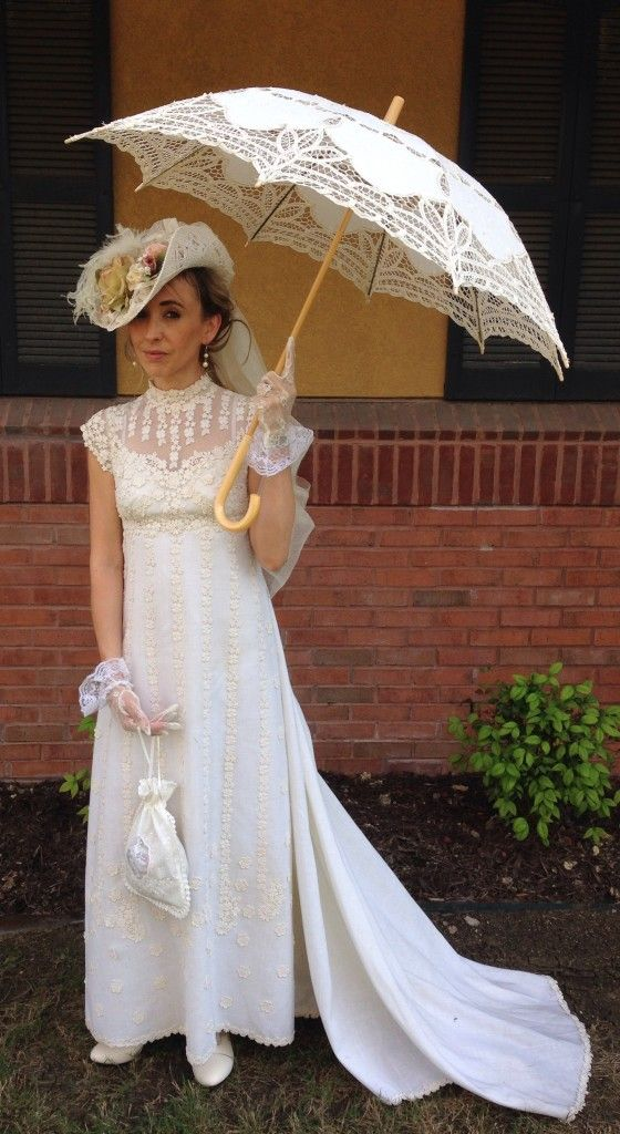 Wedding Theme Ideas Vintage Dresses Dallas Historical Themed Bride Brides Maids