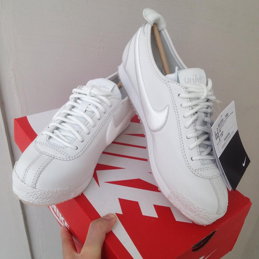Nike Cortez 72 SI out of box