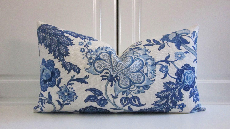 Decorative pillow coverbarclay butera somerset seasidedelft blue