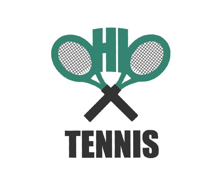 Ohio University Tennis Logo Design Logo Design Logos Tennis