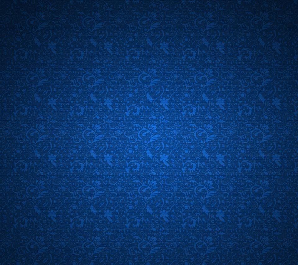 Wallpaper Design Blue Home Safe