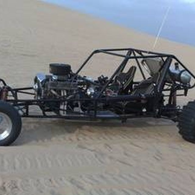 How to Build a Front Engine Rail Buggy | Pinterest | Engine, Sand ...