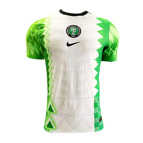 2020 Nigeria Home Green White Soccer Jerseys Shirt Player Version Cheap Soccer Jerseys Shop In 2020 Jersey Shirt Soccer Jersey Daily Dress