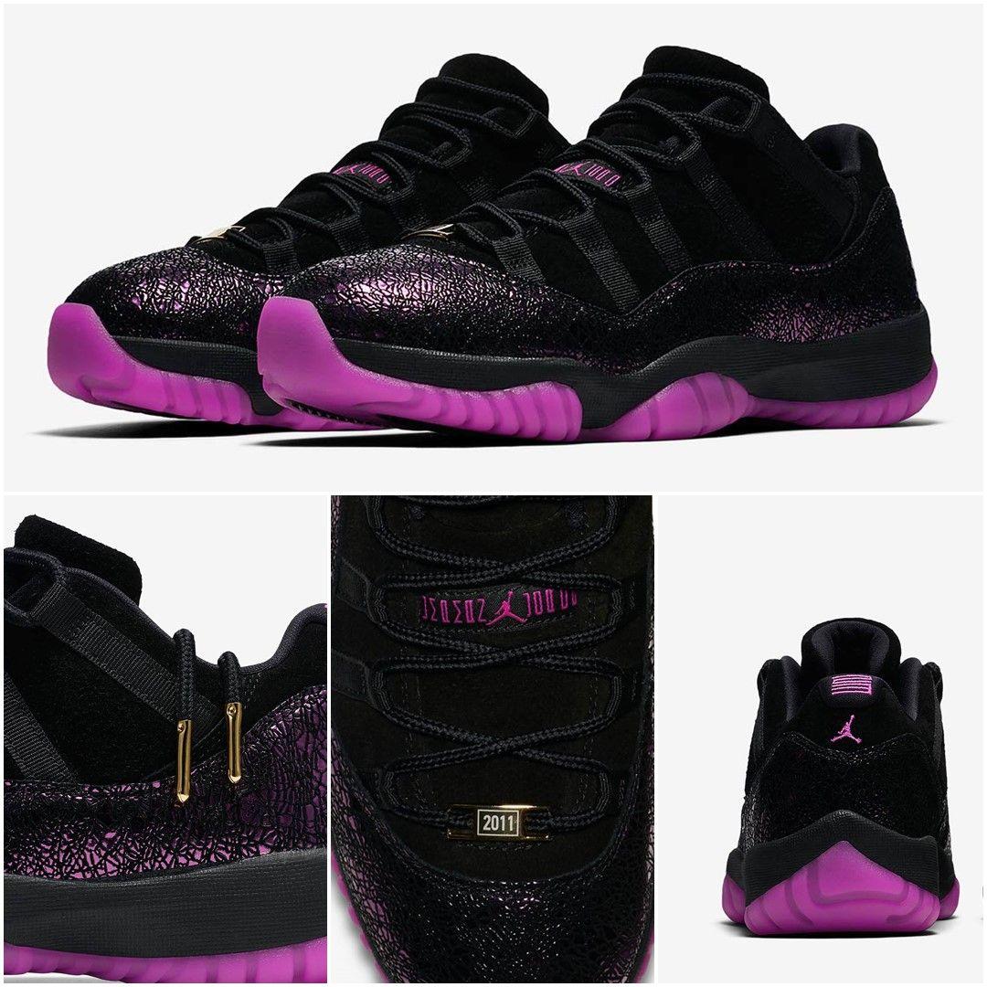 6a815961fb16 Air Jordan 11 Low Rook To Queen | Jordan Shoes | Air jordan 11 low ...