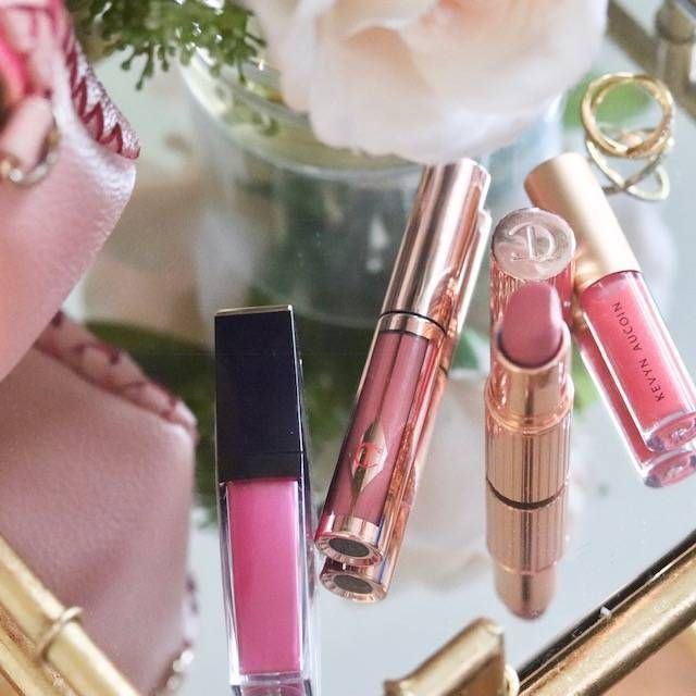 Photo of The most flattering pink lipstick for every skin tone including a 10$ drugstore favorite – Posh & Spicy