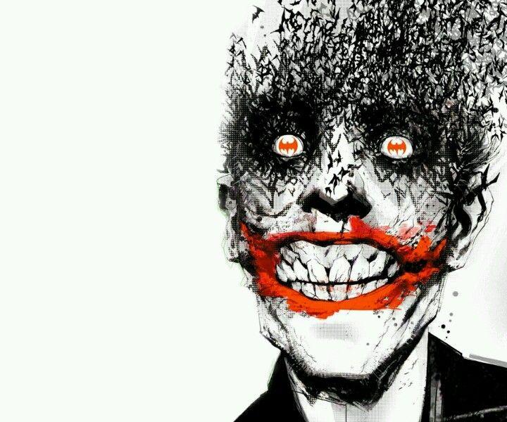 Joker In Bats Joker Artwork Joker Wallpapers Hipster Wallpaper