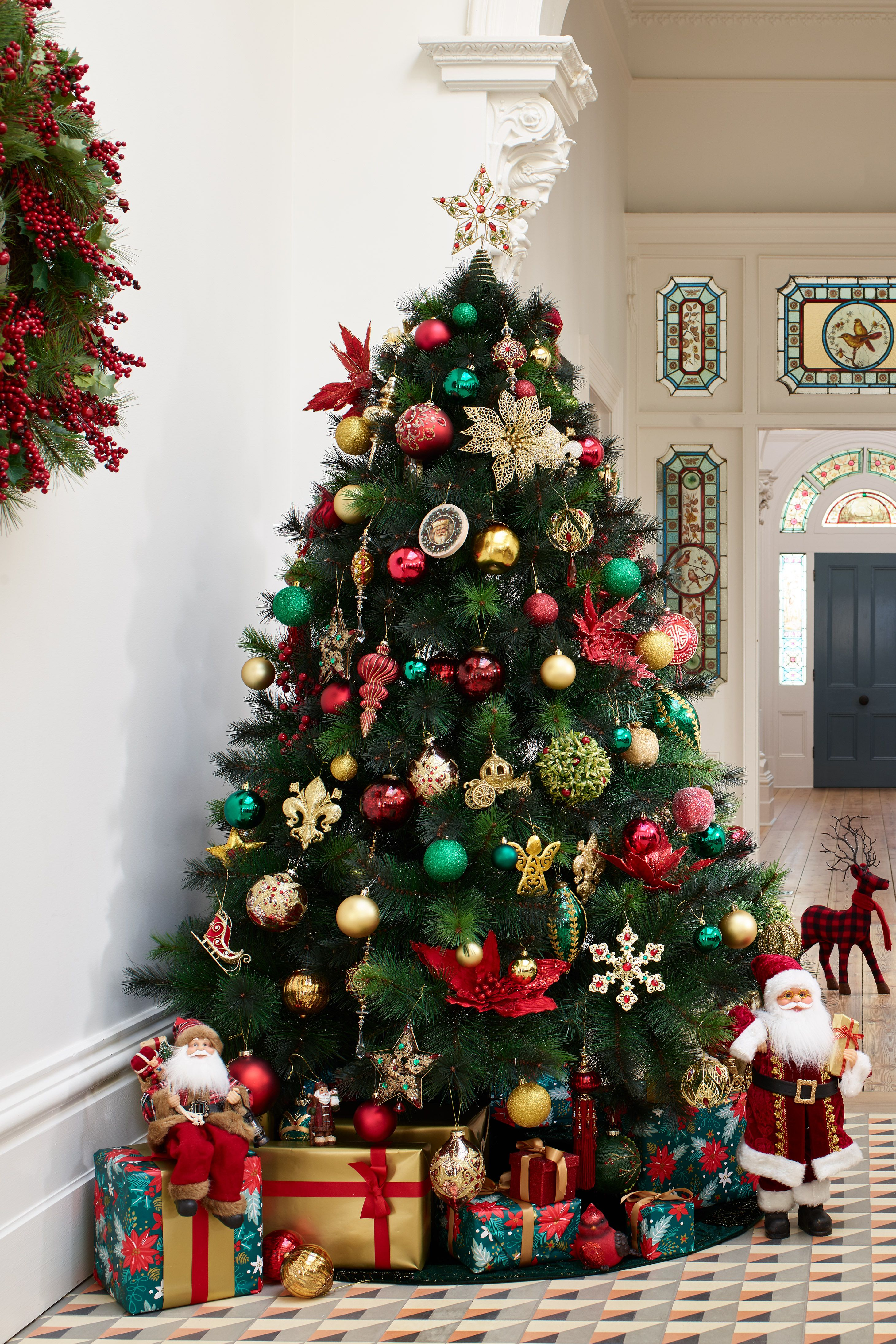 Heirloom Collection Christmas Trim Available At Myer Arvore De Natal Ideias Para O Natal Natal