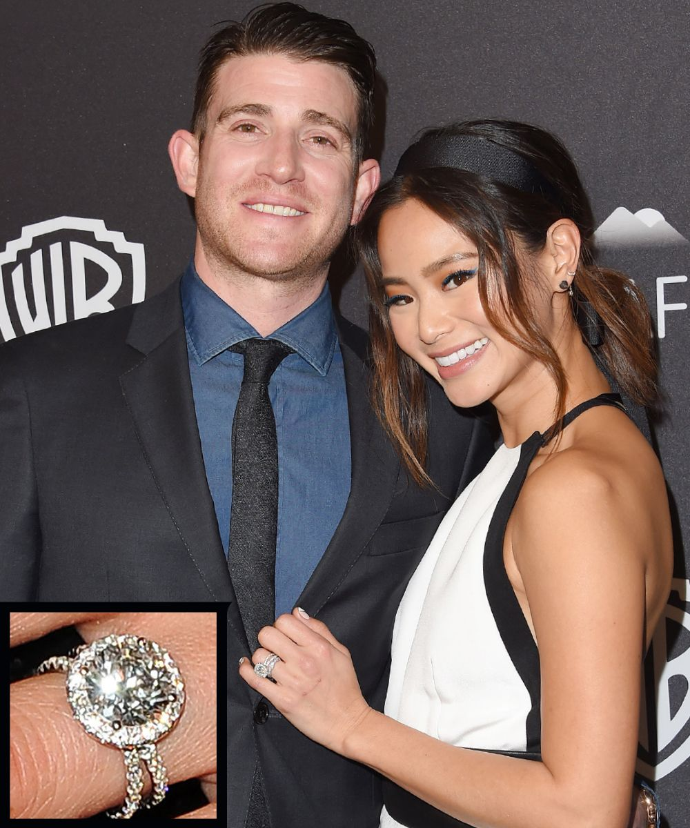 Rings · The Most Breathtaking Celebrity Engagement Rings Ever  Jamie Chung