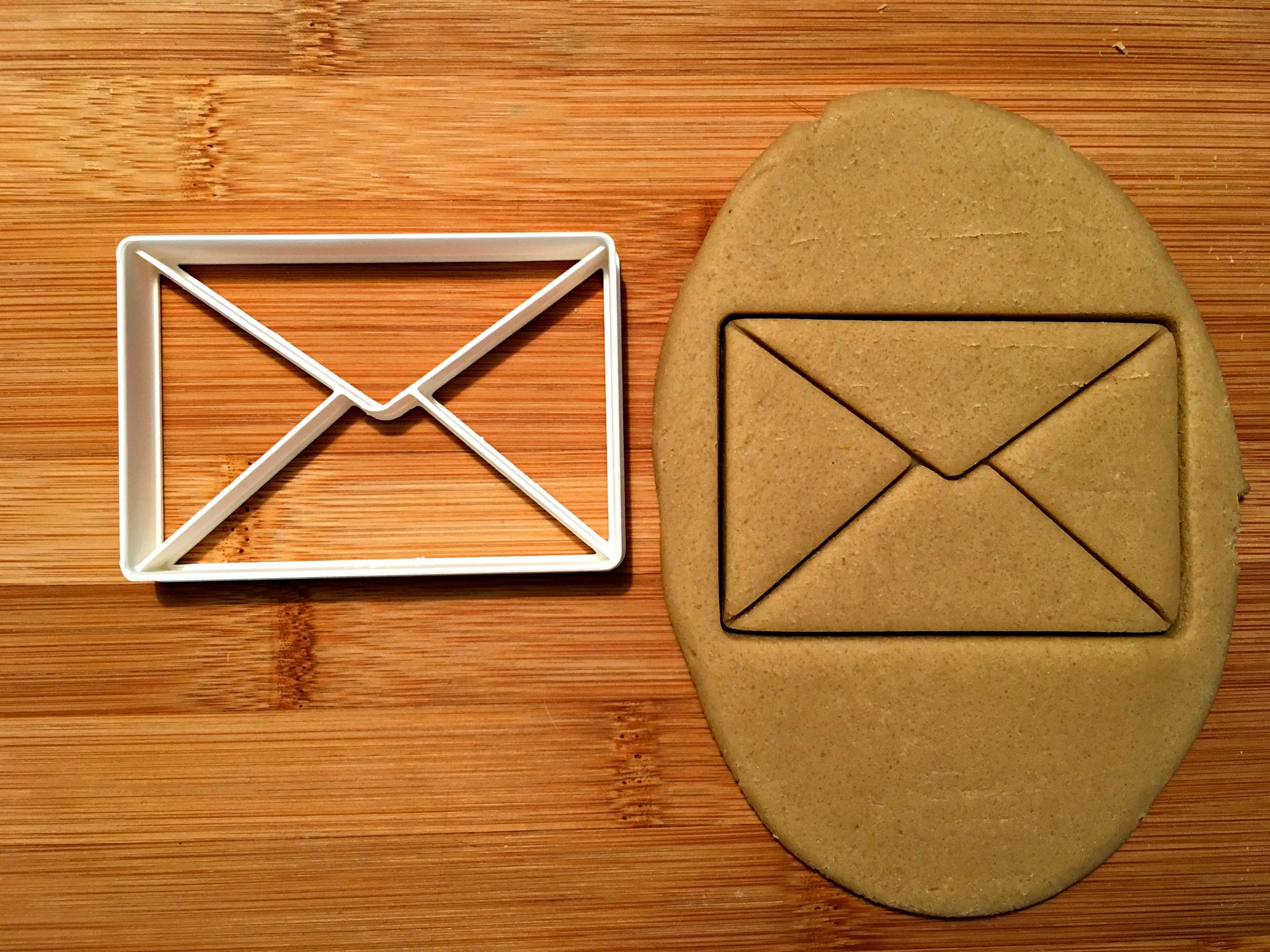 Envelope Cookie Cutter/Multi-Size