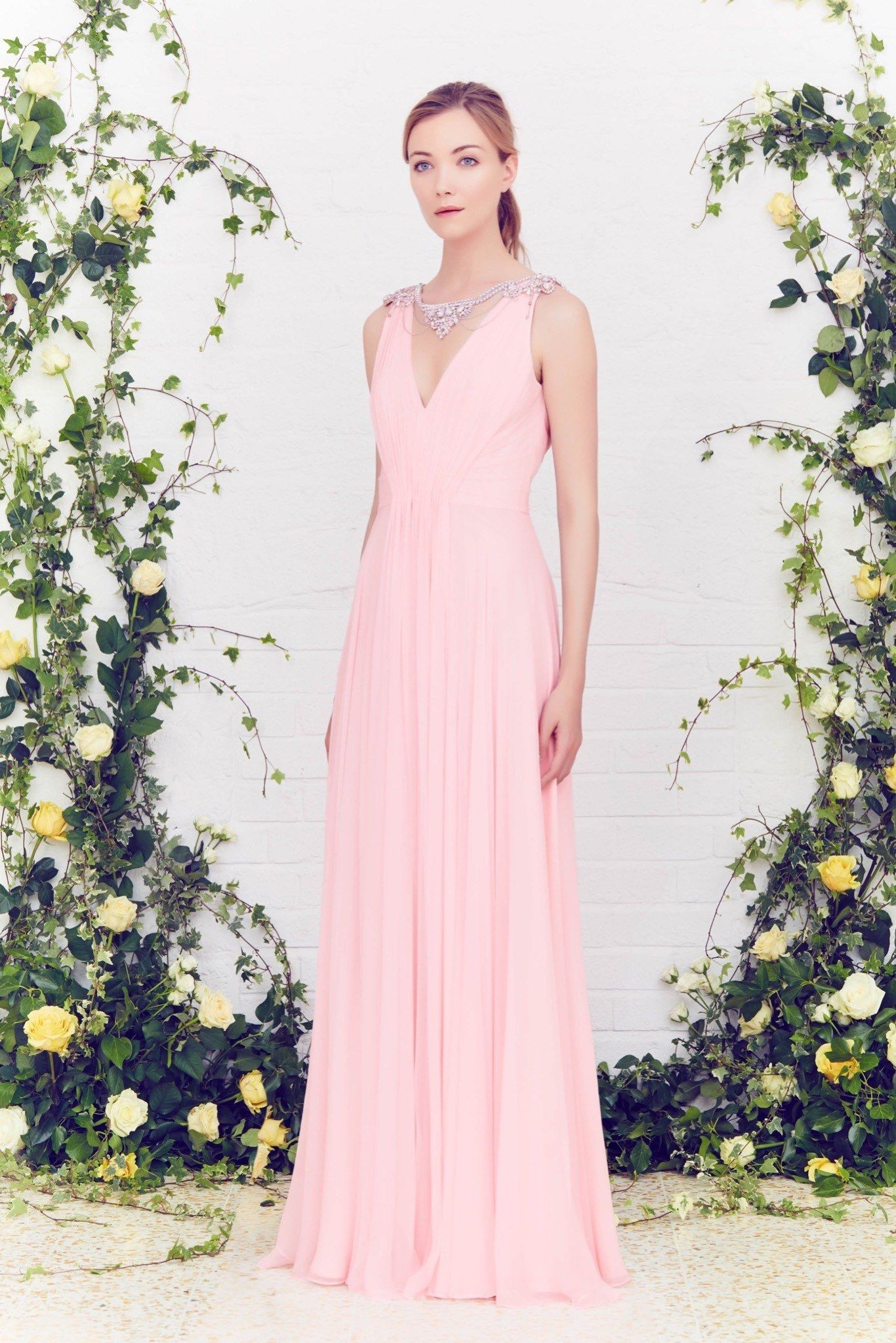 Jenny Packham Resort 2016 Fashion Show | Vestiditos