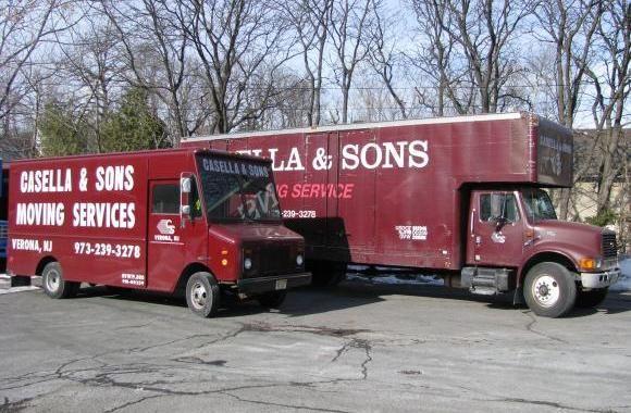 Moving labor service