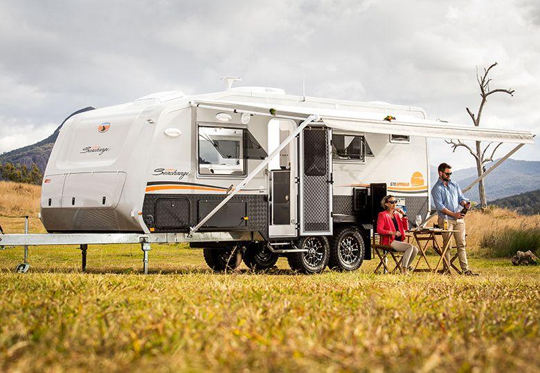670 GEN 2 Caravans OffRoad Camper Trailer Caravans