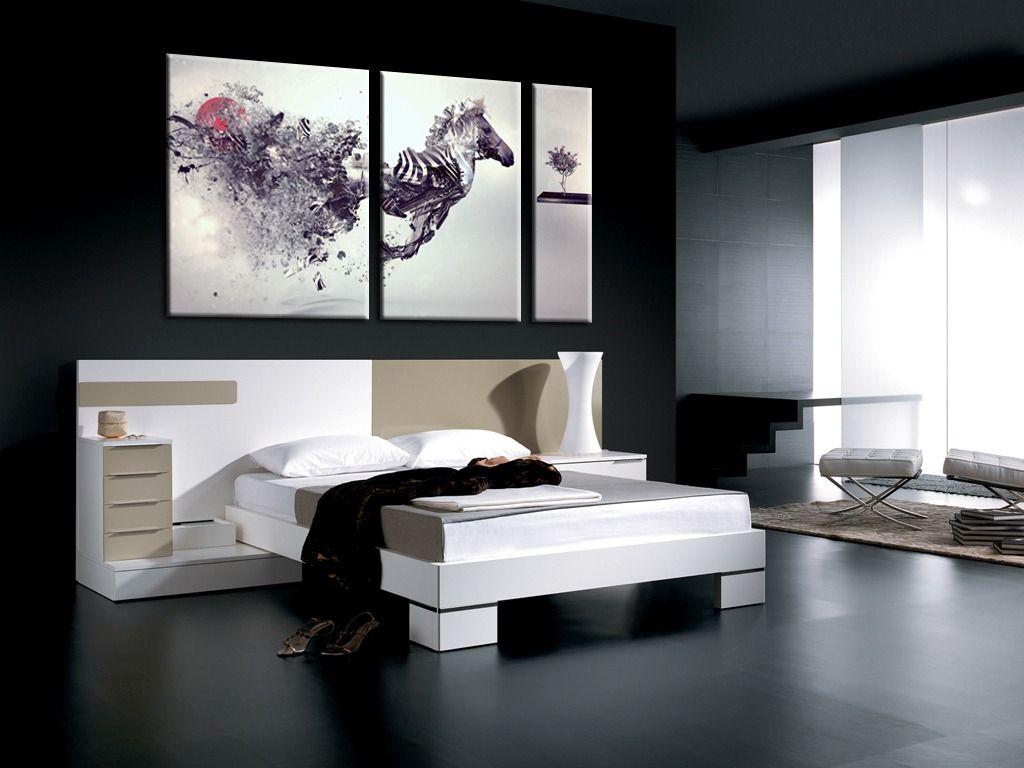 Cuadros abstractos modernos impresos tripticos dipticos ml for Imagenes cuadros abstractos modernos