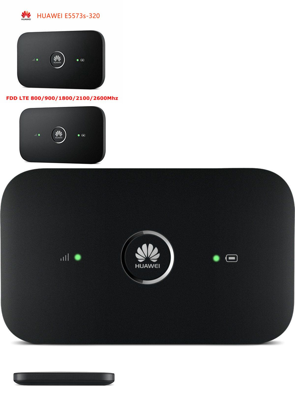 Mobile Broadband Devices 175710 Unlocked Huawei E5573s 320 Lte Fdd 4g 3g Wireless Hotspot Wifi Router 150mbps Buy It Now Only 40 77 On Ebay Mobile Broa