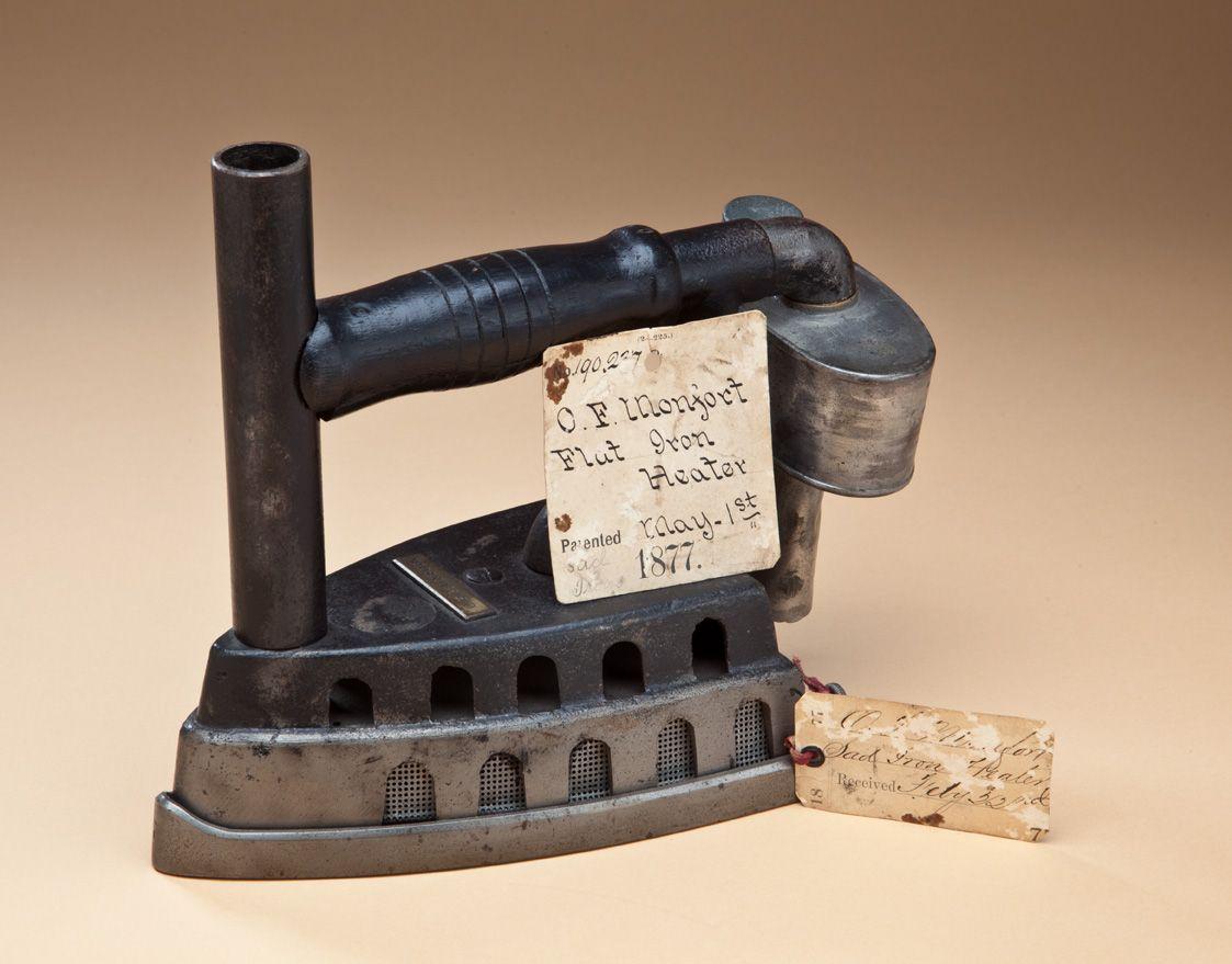 Iron Heater 1877