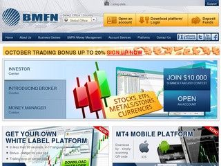 Bmfn Broker Reviews And Specifications Metal Store