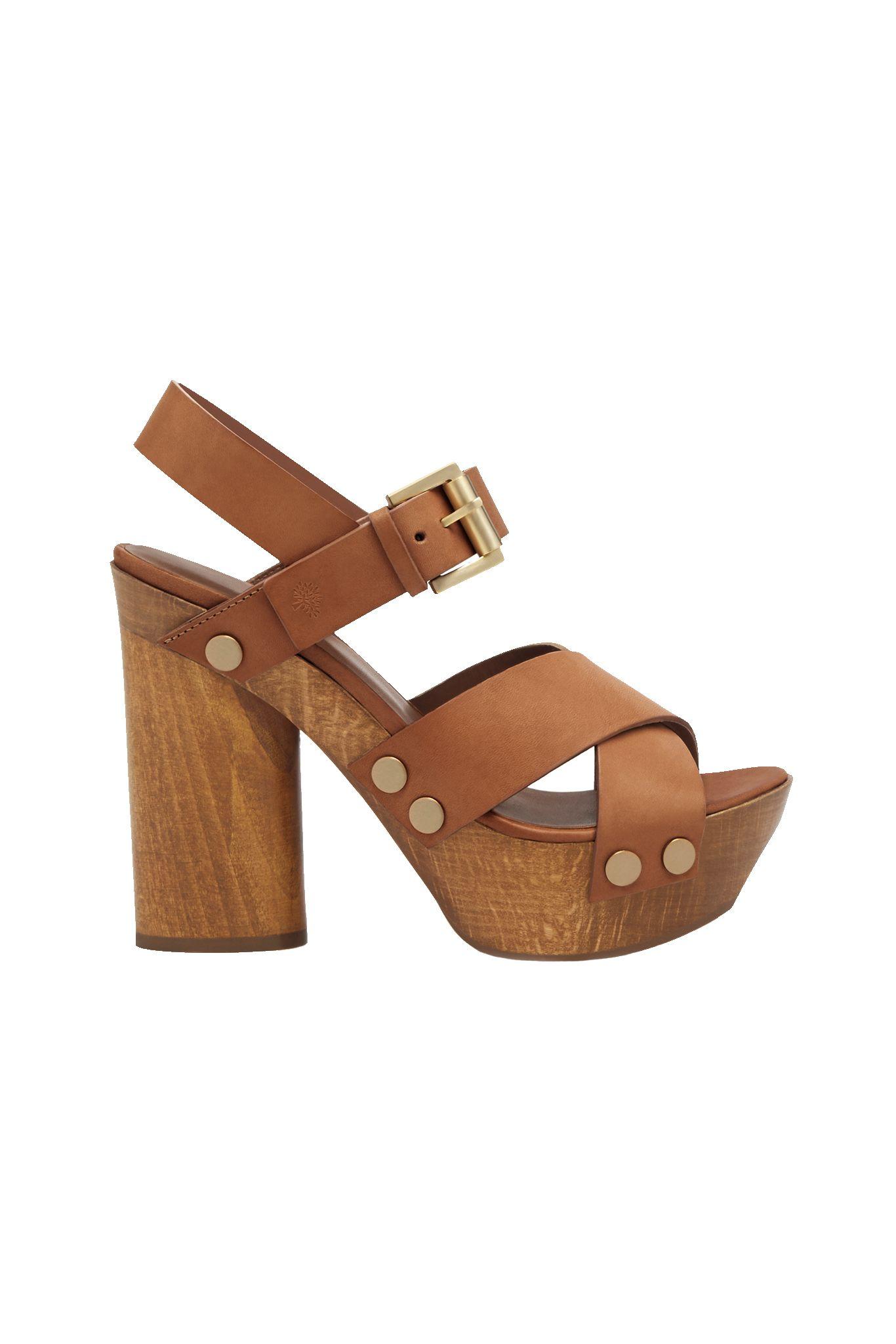 Accessory Report: Platform Sandals