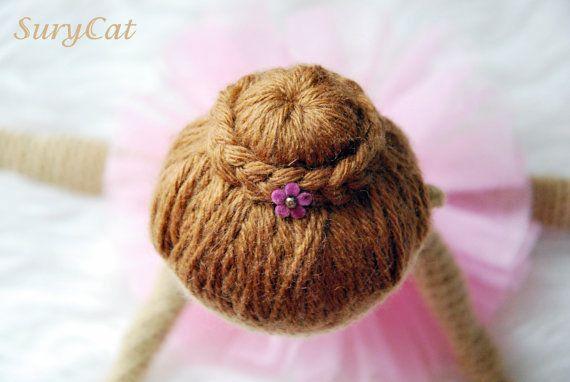 Amigurumi Bailarina, Crochet, Amigurumis