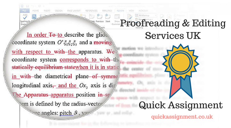 blog proofreading service gb