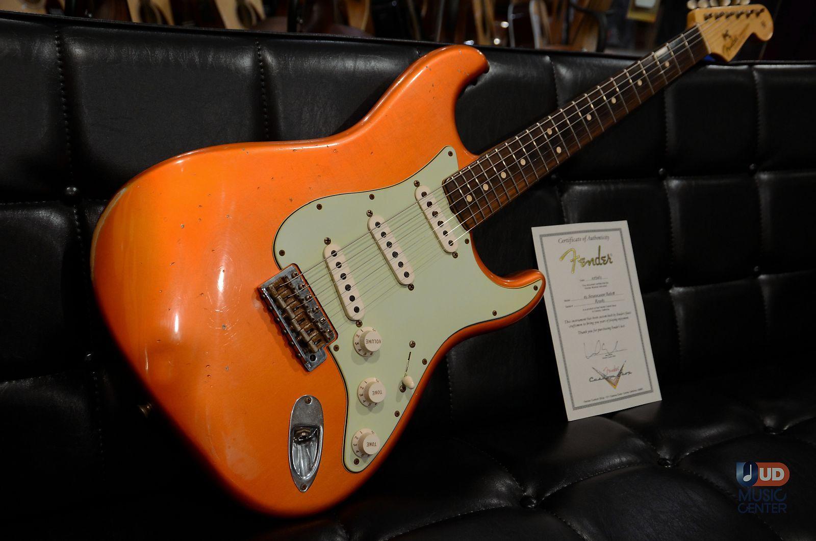 Fender Custom Shop '63 Reissue Stratocaster Relic, 2020