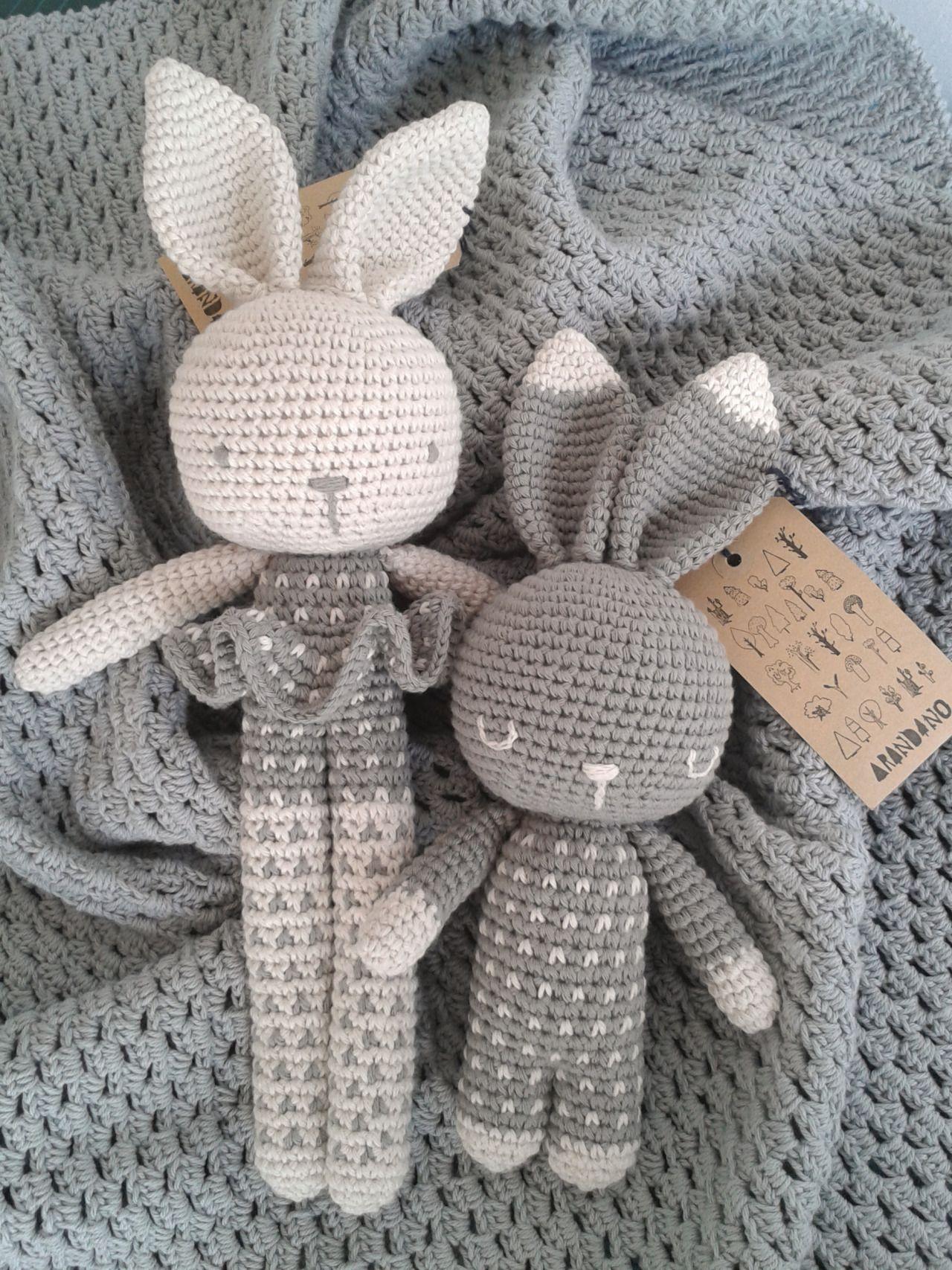 facebook.com/arandanocrochet | muñecos crochet | Pinterest ...
