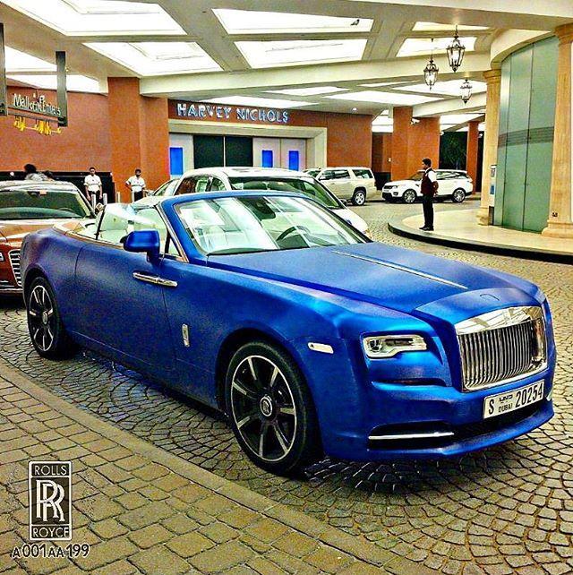 Instagram Media By Shikarnyj Rolls Royce Dawn