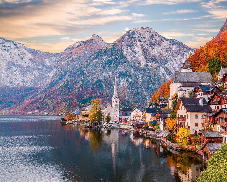 Hallstatt in Austria by Mike Clegg on 500px