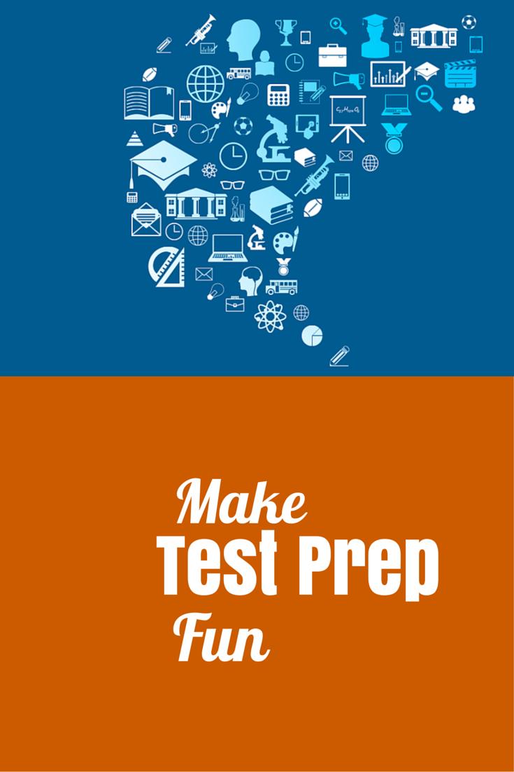 Make Test Preparation Fun for kids. #tests #math #standardizedtest ...
