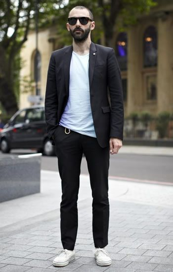 a522d95a Street Style Photographs by FashionBeans: Anonymous | Men's Fashion ...