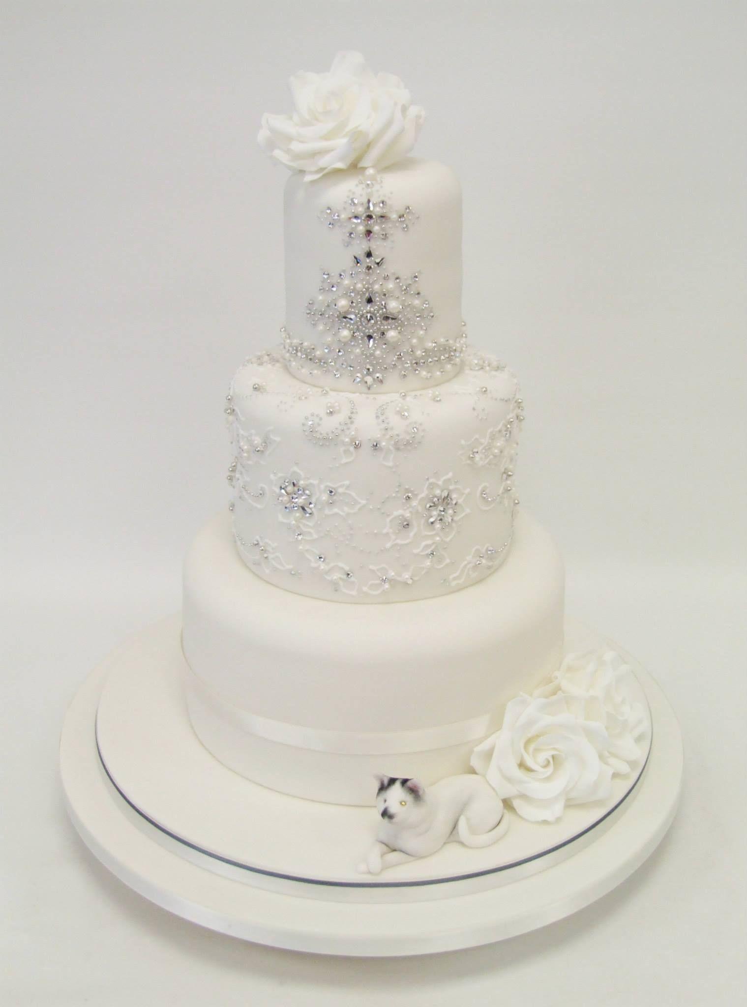 Emma Jayne Cake Design | White cakes | Pinterest | White cakes and ...