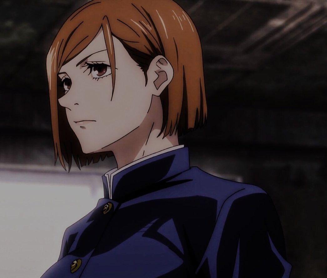 Nobara Kugisaki Icon Jujutsu Anime Art