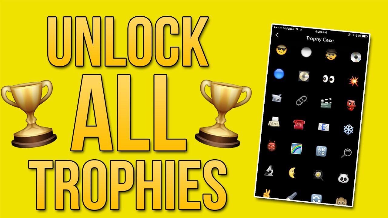 5bebb9c4215a63df7829c29d809a8fd9 - How Do You Get To The Trophy Case On Snapchat
