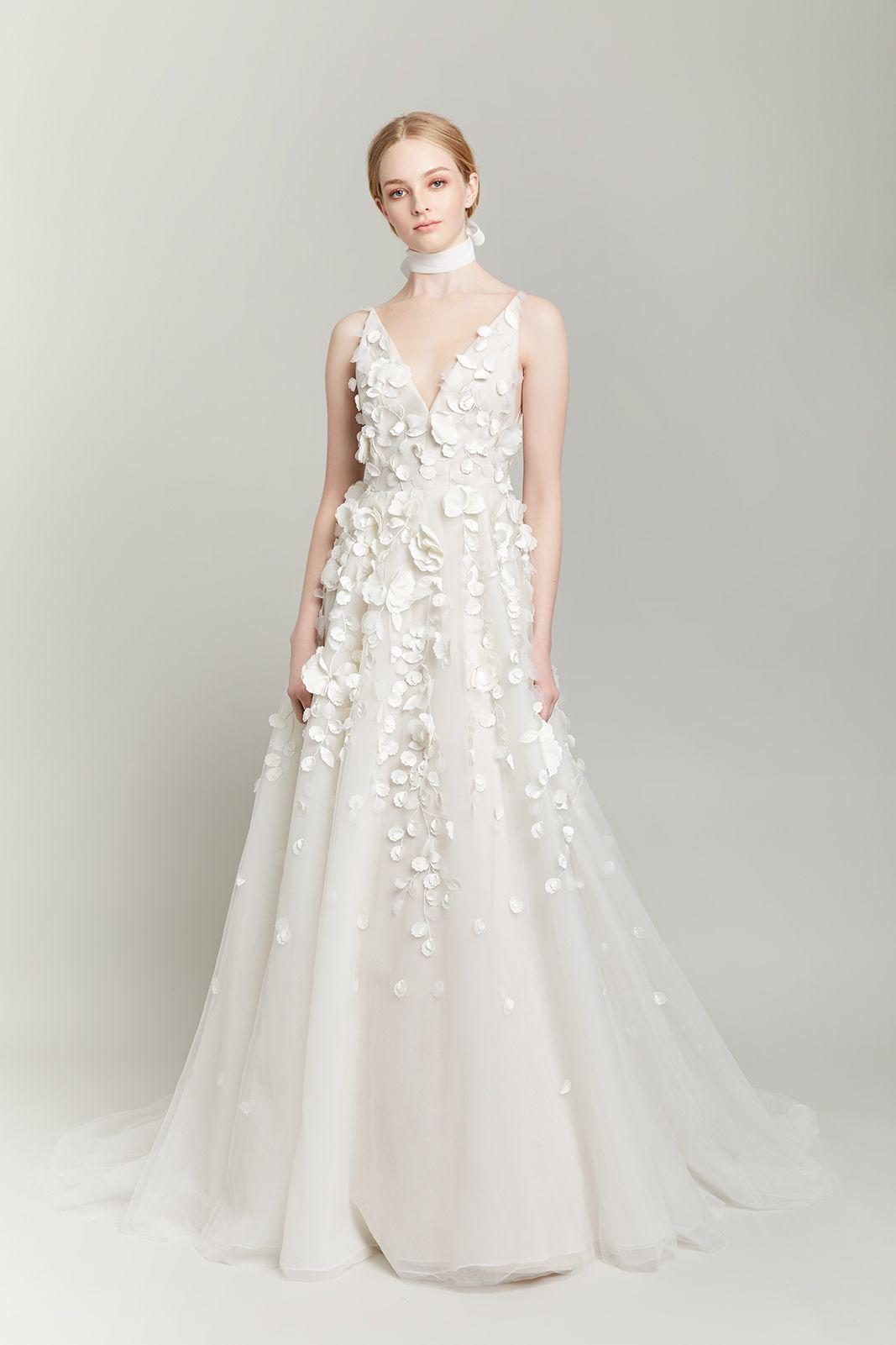 Pin On Lela Rose Spring 2019 Bridal Lookbook Images